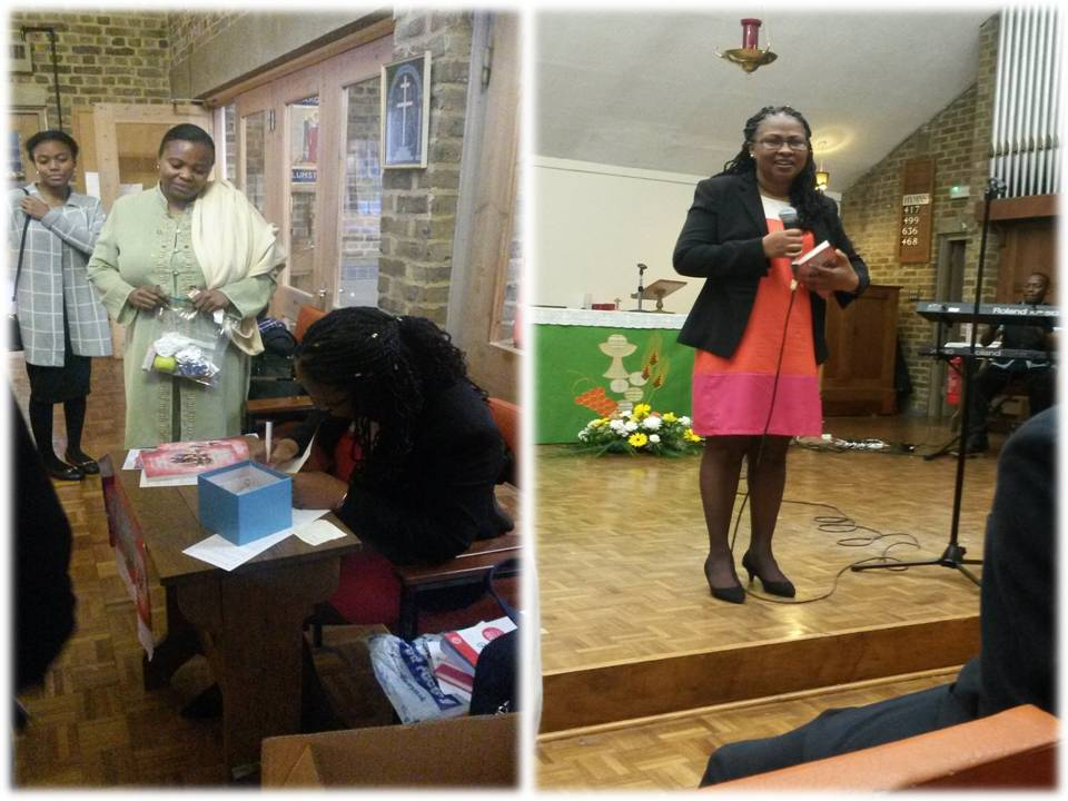 New Directions Ministries Signing, London