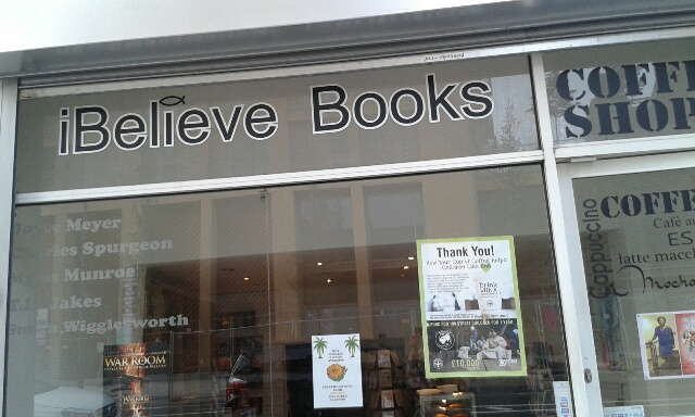 I Believe Book Store